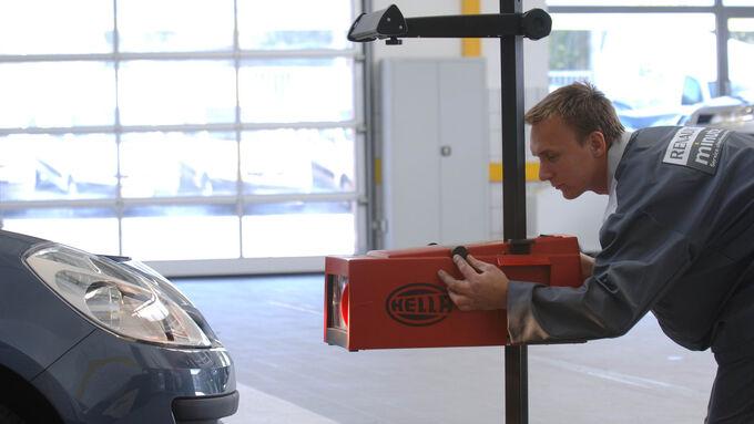 Renault Werkstatt