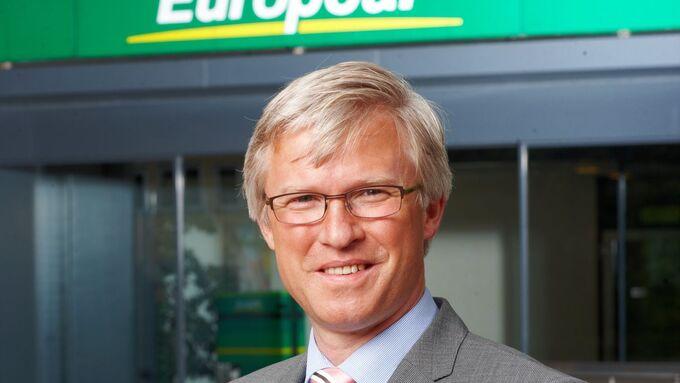 Roland Keppler, Vorsitzender der Geschäftsführung Europcar Autovermietung GmbH