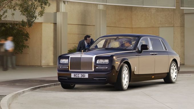 Rolls Royce Phantom Series II, 2012