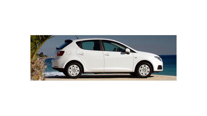 Seat Ibiza Ecomotive: Sparen auf Spanisch