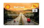 Shell Card skaliert
