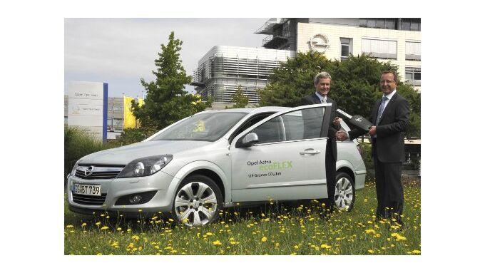 Siemens setzt auf Ecoflex-Opel