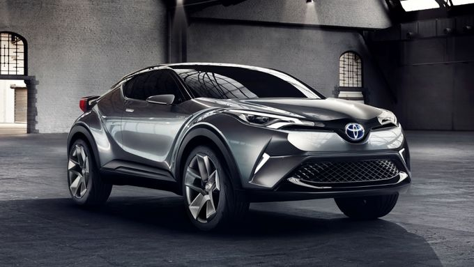 Toyota Mini-SUV