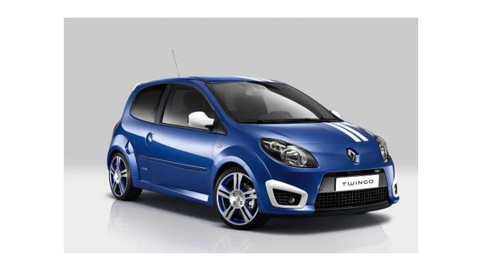 Twingo Gordini S.R. am Start