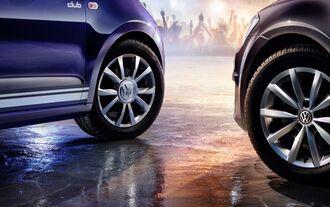 VW Club Sondermodell Rad
