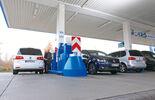 VW Touran 1.4 TSI, VW Touran 1.4 TSI Ecofuel, VW Touran 2.0 TDI, Tankstelle