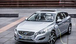 Ab 2019 fahren alle Volvo elektrisch