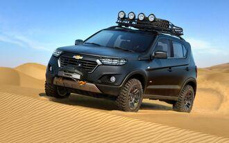 Nachfolger für den Lada-SUV