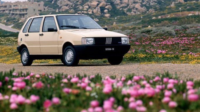 31 Jahre Fiat Uno