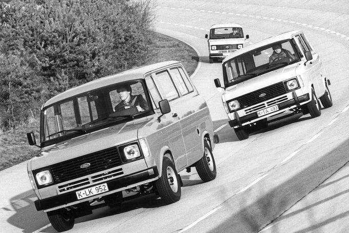 51 Jahre Ford Transit
