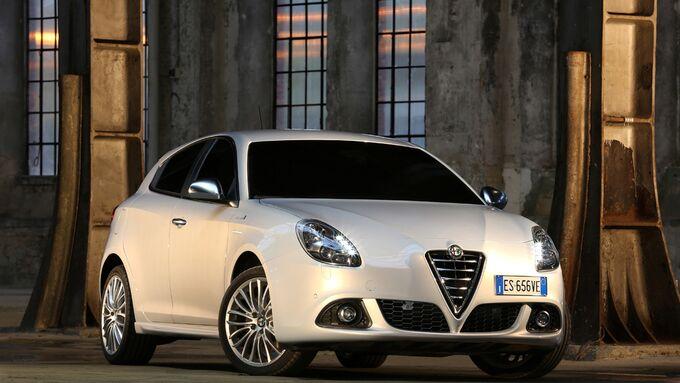 Alfa Romeo Giulietta Business Paket
