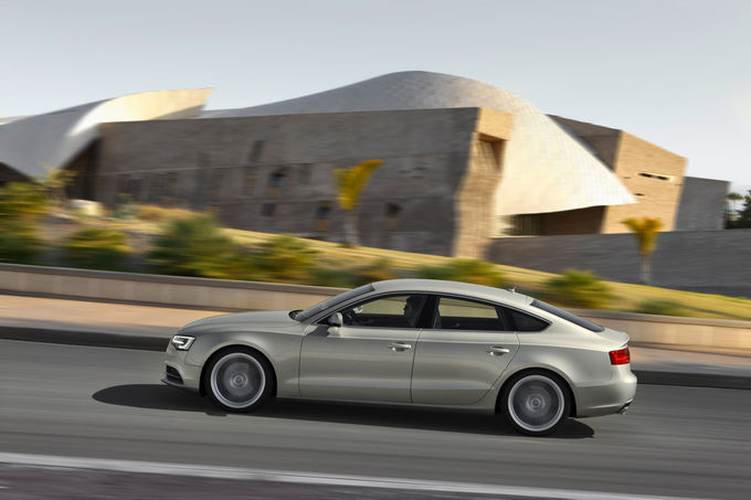 Audi bei Firmenauto des Jahres