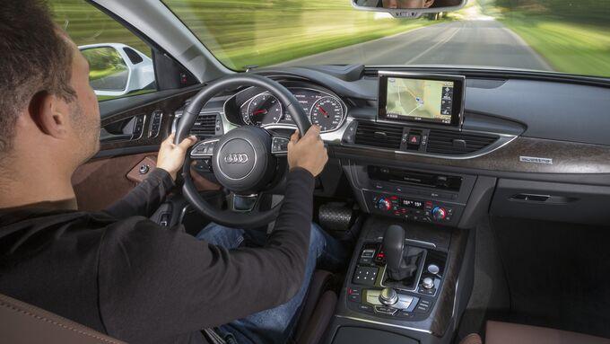 Autofahrer Audi A6 Avant