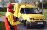 """Autonom auf die """"letzte Meile"""": Deutsche Post DHL Group stattet Lieferfahrzeuge mit künstlicher Intelligenz von ZF und NVIDIA aus"""