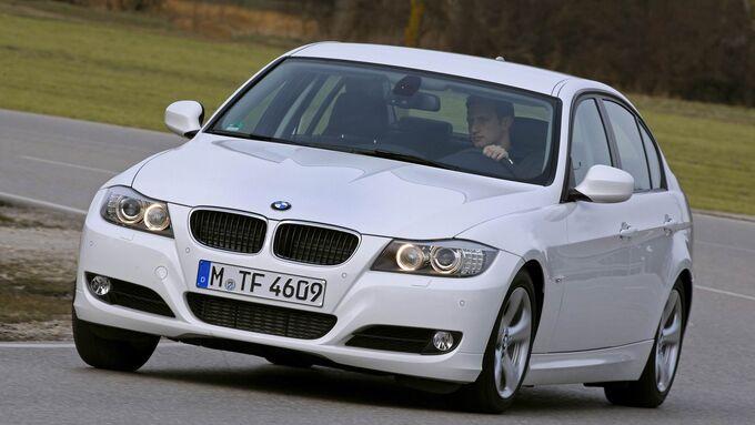 BMW 320d überzeugt durch Sparsamkeit