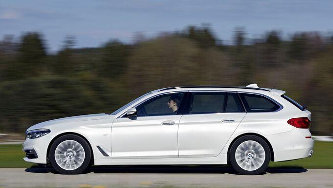 BMW 530e 2017