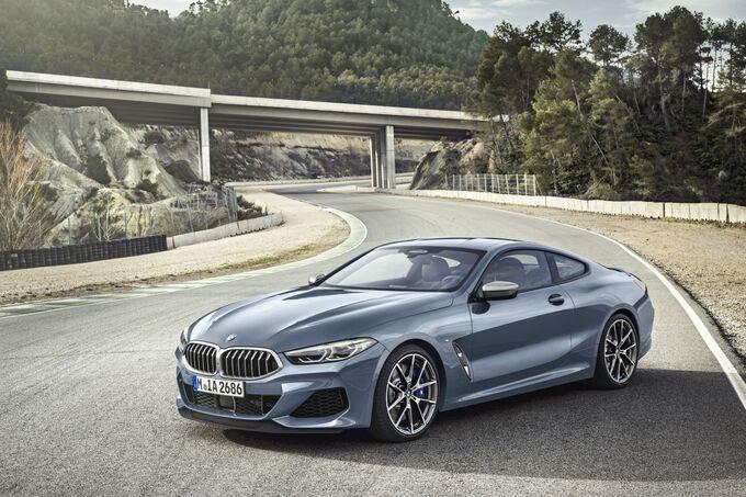 BMW 8er Coupé 2018