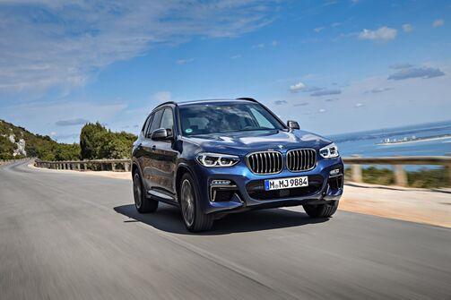 BMW Abgasreinigung SCR-Kat 2018