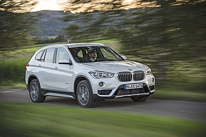 BMW X1 sDrive 18d 2016