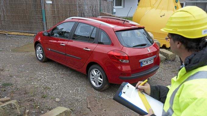Baustelle Fahrzeug