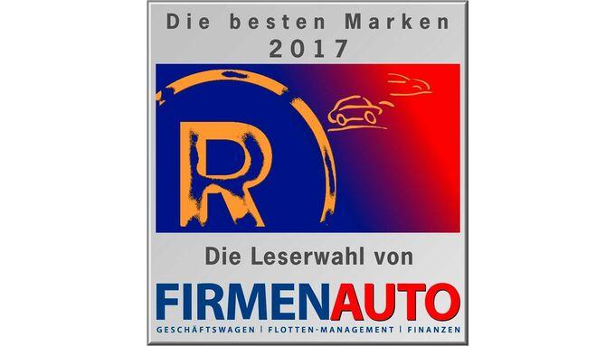 Beste Marken FIRMENAUTO 2017