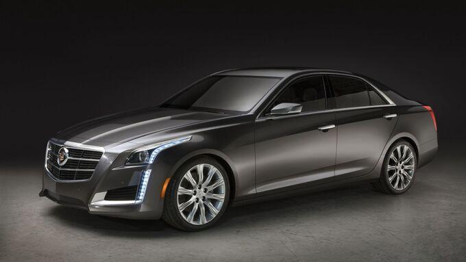 Cadillac, CTS, 2013
