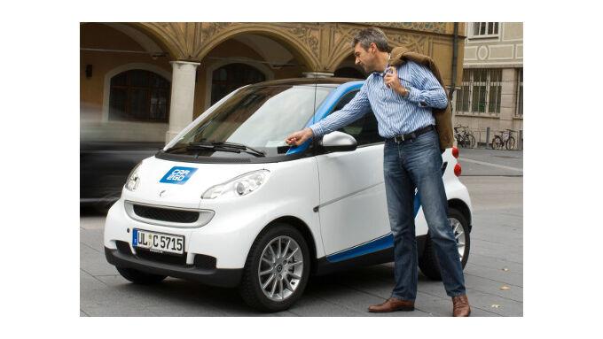 Car2go weiter auf Erfolgskurs