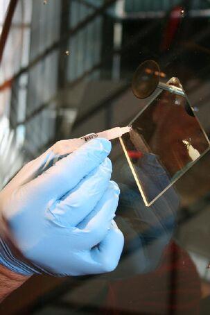 Carglass Wettbewerb Steinschlag reparieren