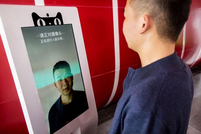 China Neuwagenhandel