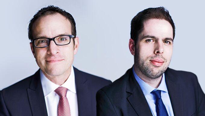 Christian Schneider, Hannes Beyer, CCUnirent System
