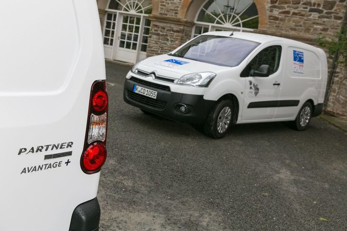 Citroen Berlingo Electric L2 2015