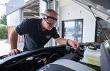 Datenbrille Lexus Werkstatt