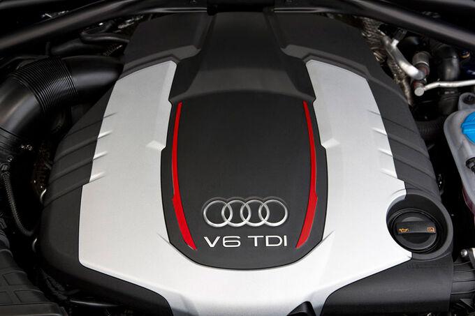 Fahrbericht Audi SQ5 TDI Quattro, Sechszylinder