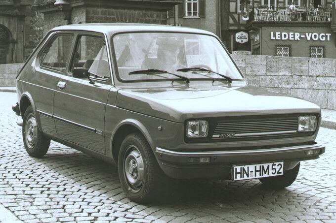 Fiat 127, 1977
