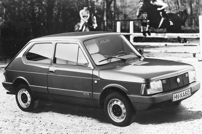 Fiat 127, 1981
