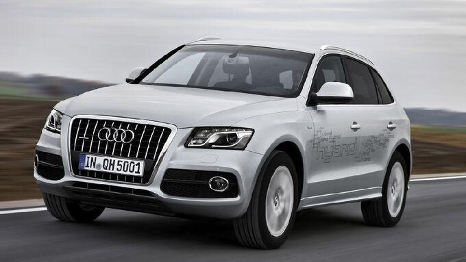Firmenauto des Jahres 2011 - Impressionen
