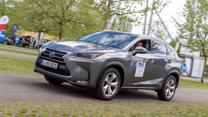 Firmenauto des Jahres 2015