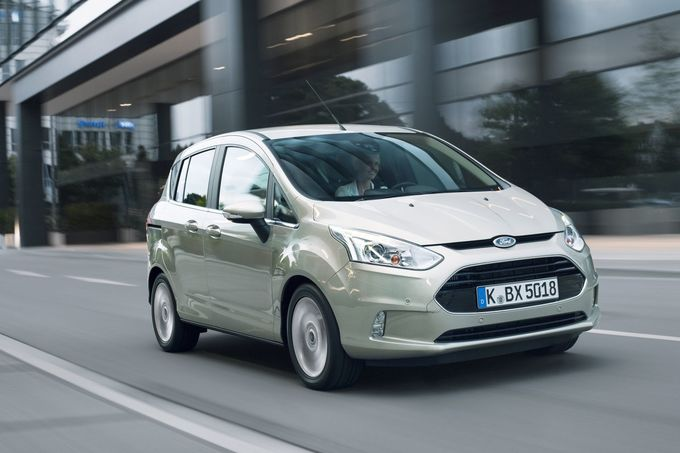 Ford B-Max 1.0 Ecoboost 2012