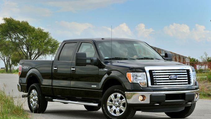 Ford F-150 Gets an All New Powertrain Lineup for 2011