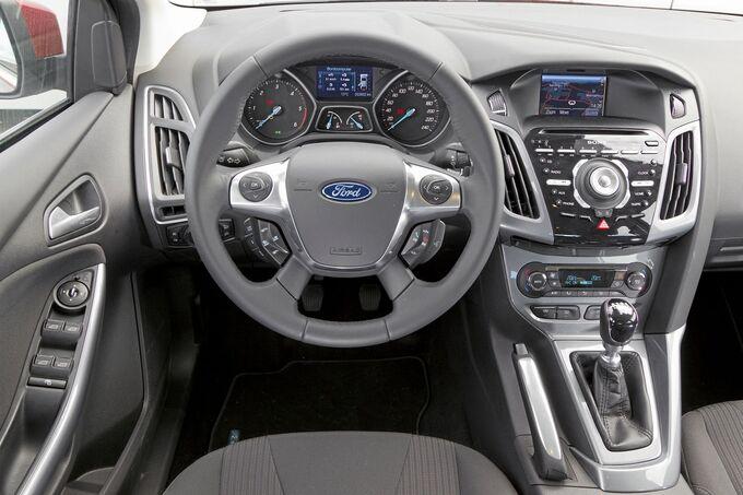 Ford Focus 1.0 Ecoboos