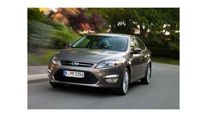 Ford Mondeo: Neue Technik und frisches Design