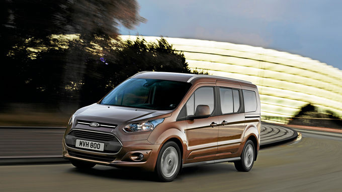 Ford Tourneo Connect MJ 2014