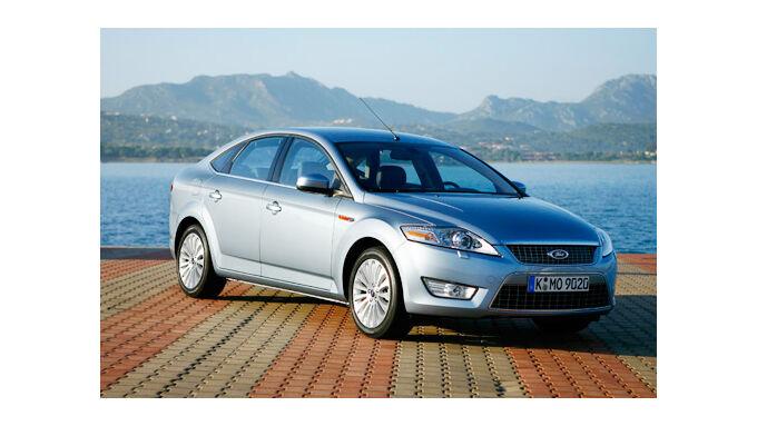 Ford erhöhte die Preise für einige Modelle um 250 Euro.
