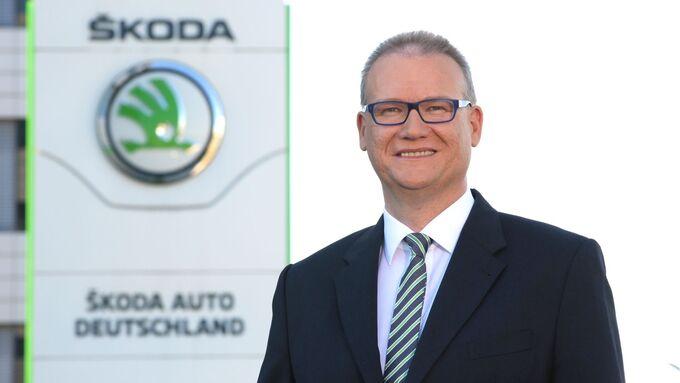 Frank Jürgens, Skoda, Sprecher der Geschäftsführung