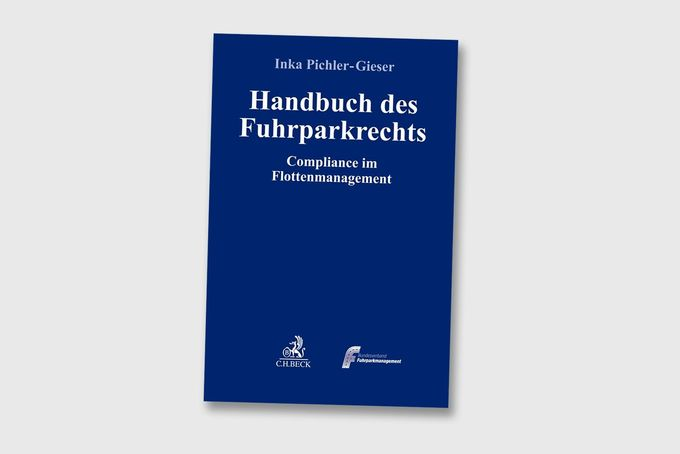 Handbuch des Fuhrparkrechts Cover