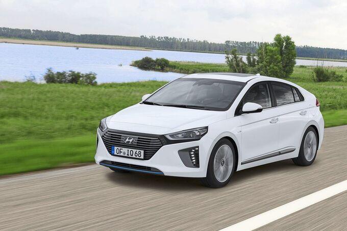Hyundai Ioniq Plug-in.Hybrid 2016