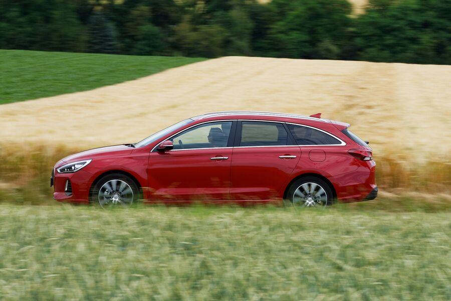 Fahrbericht Hyundai i30 Kombi: Kampfansage nach Wolfsburg - firmenauto