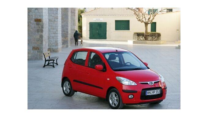 Hyundai präsentiert WM-Sondermodelle