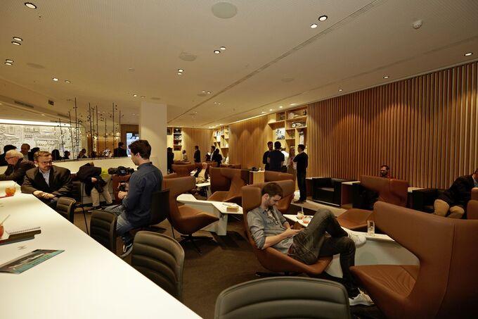 Lexus Lounge, Brüssel, Flughafen, Lounge by Lexus, Brussels
