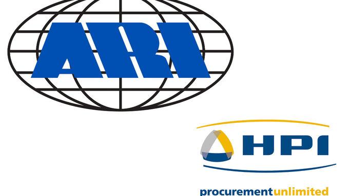 Logos von ARI und HPI